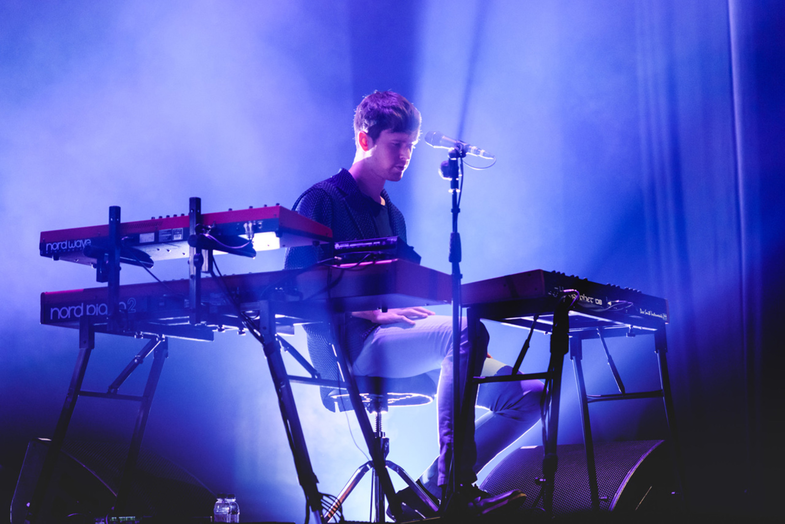 James Blake - SonarClub