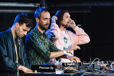 Ed Banger House Party Sónar Barcelona 2016