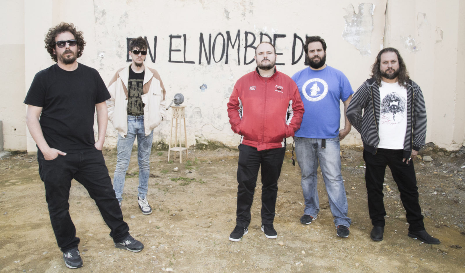 Niño de Elche + Los Voluble